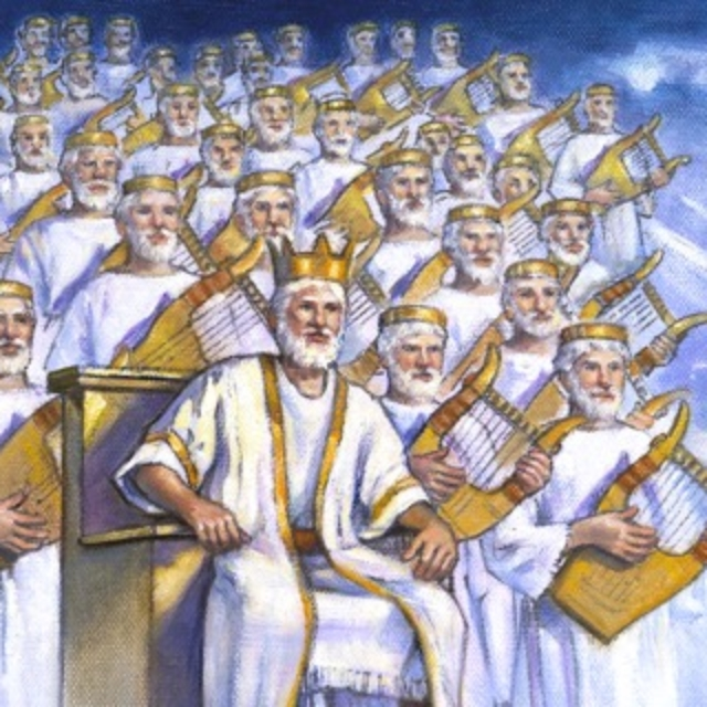 One Hundred and Forty-Four Thousand,144000,Lamb,Sealed,Mount Zion,Harps,New Song,Singing,First Fruits,Priests,Kings,First Resurrection,Elect,Saints,called,chosen,Holy ones,overcomers.Judges,New Jerusalem Bride,Holy City,conquerors,beheaded
