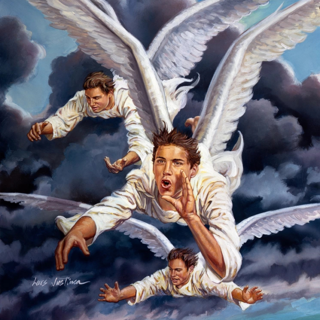 Sda Three Angels Logo: The Book Of Revelation Picture Gallery