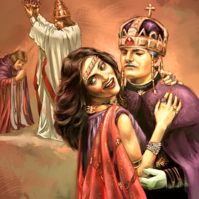 Babylon the Great,Harlot,Prostitute,Fornication,Sexual Immorality,Kings,Drunk with Blood of Saints,Cup,Rich,Luxury,Fall of Babylon,10 Kings,Burn with Fire,Destroy,Judge,Revelation 14,Revelation 17,Revelation 18,Revelation 19,Revelation 13,Beast,Image,Mark