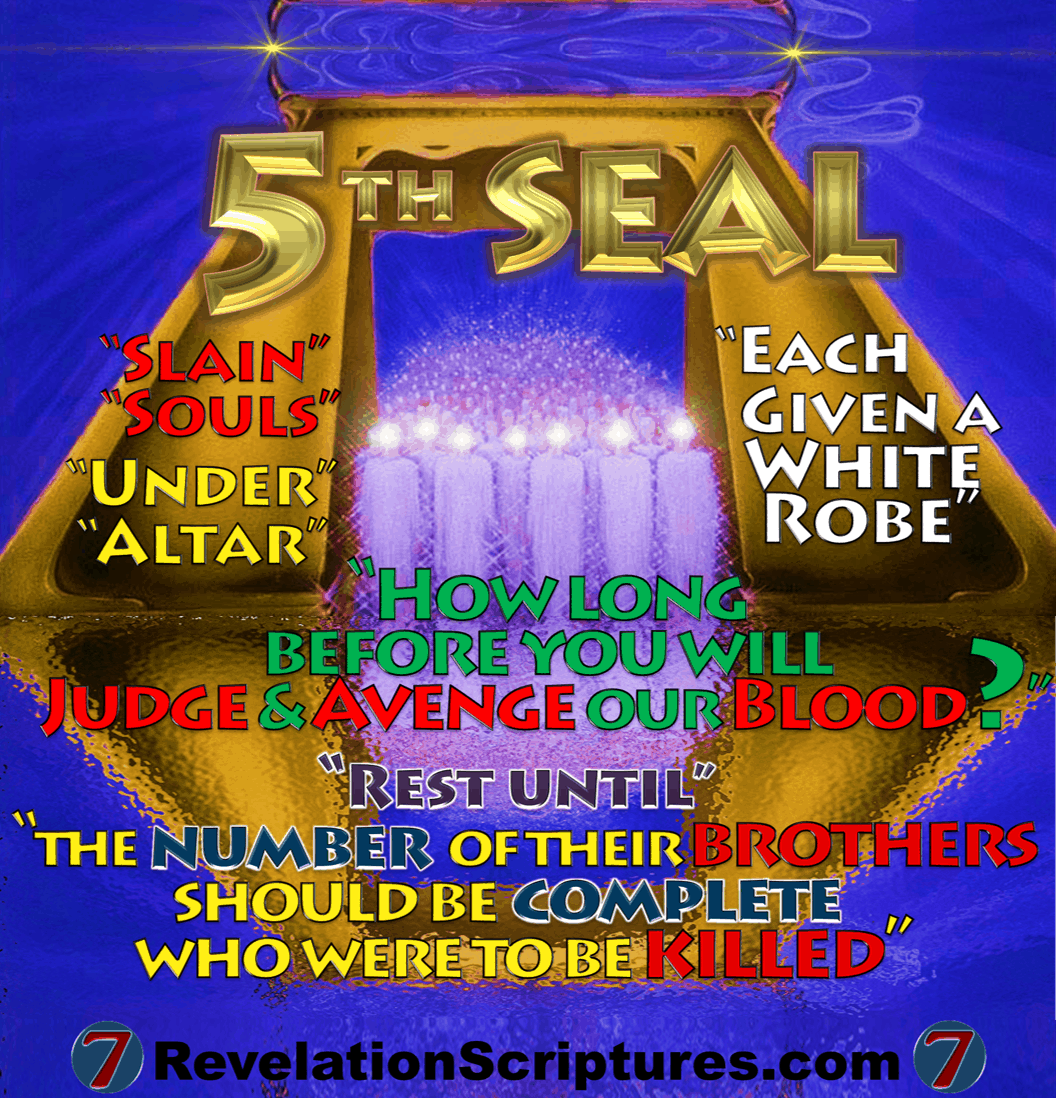 5th Seal Scriptural Interpretation Picture Gallery