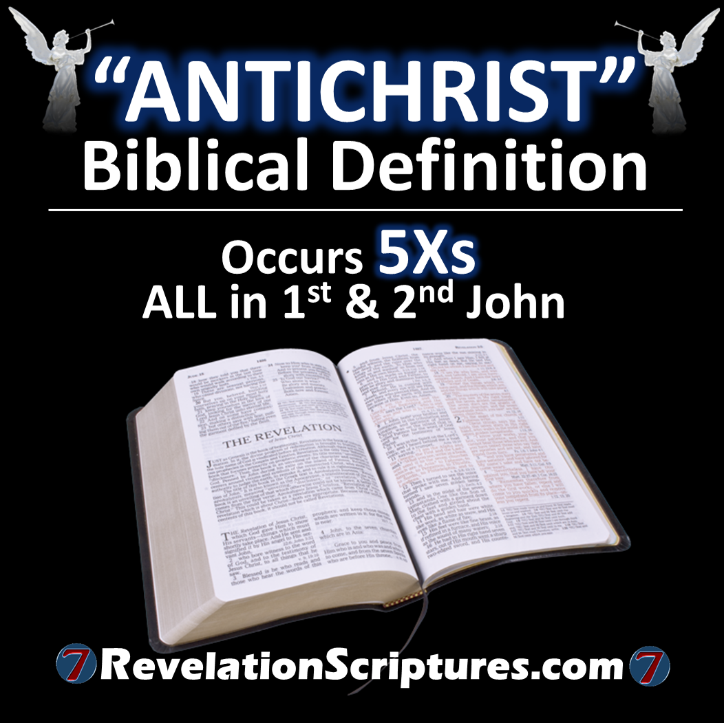 Biblical Definition of Antichrist - What the Bible Says