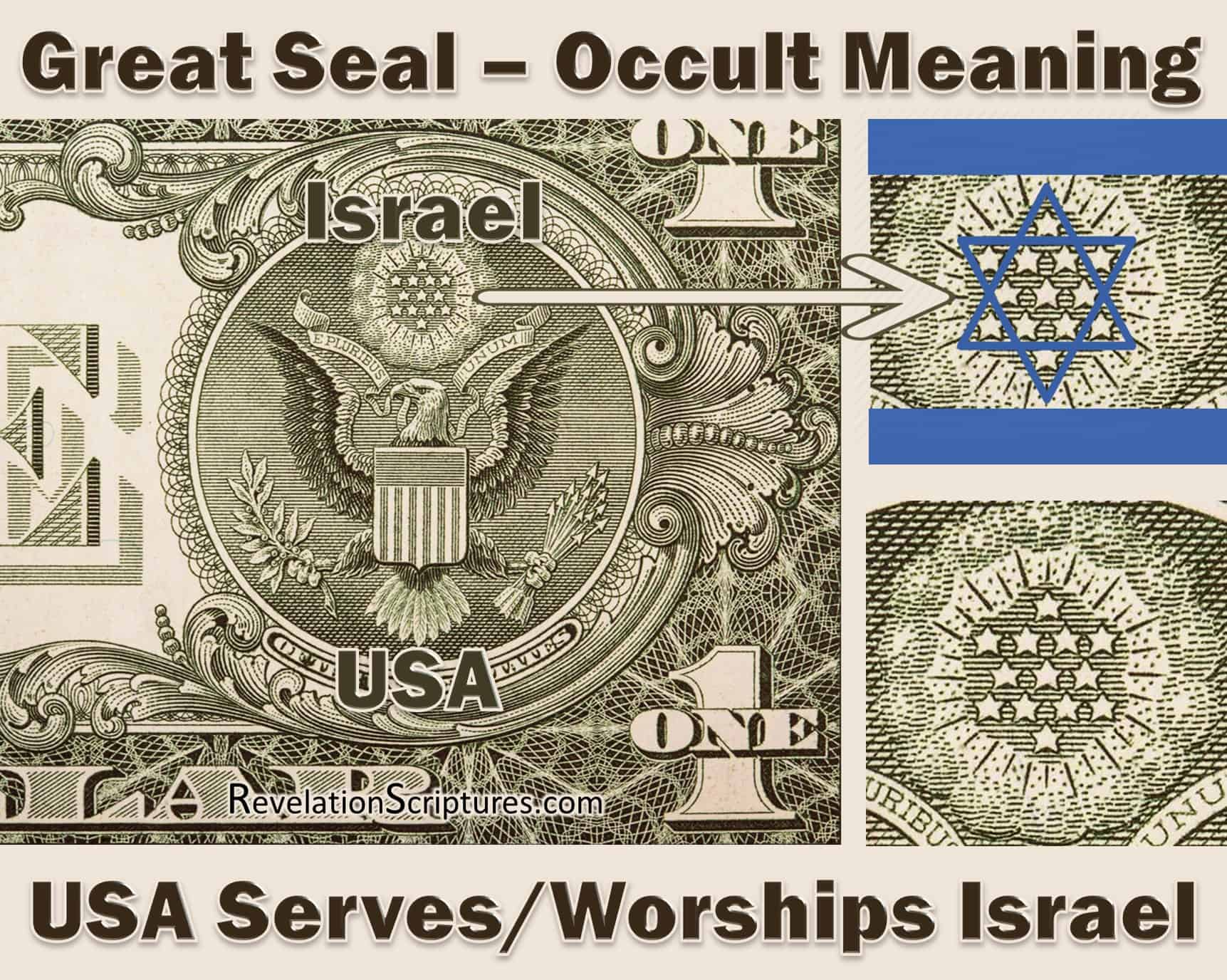Satanic State Of Israel In Bible Prophesy The Book Of Revelation