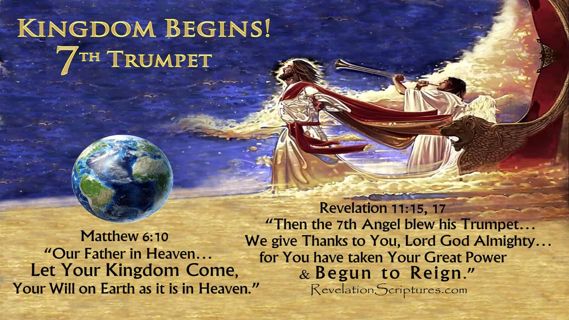 Feast of trumpets,yom teruah,rosh Hashanah,new moon,shofar,Hebrew,Israel,rapture,bible,revelation,Jesus,jubilee,old testament,heaven,day,symbol,jews,church,happy,logo,Israelites,fall,celebration,explained,sabbath,rest,lord,blast,shout,shouting,blowing trumpets,Leviticus 23,Fall Feast,appointed,time,moed,alarm,messianic,day of shouting,7 Trumpets,7 Trumpets in Revelation,7 Trumpets of Revelation,Seven Trumpets,Seven Trumpets Revelation,7 Angels given 7 Trumpets,7 Angels blow 7 Trumpets,Natzarim,2nd Coming,Second Coming,Numbers 29,Fulfillment in Revelation,Fulfillment,Feast of Trumpets Revelation,Yom teruah Revelation,Future Fulfillment in Revelation,Book of Revelation,Apocalypse,Seventh Trumpet,seventh Trumpet of revelation,God's Wrath,end world,apocalypse,7th Trumpet,3rd woe,Trumpet 7,Third Woe,God's Temple,Heaven,Ark,Ark of the Covenant,Earthquake,Great Hail,Hail,Heavy Hail,Begun to Reign,Nations Angry,Wrath,Wrath has come,Reward,Judg Dead,time to reward,time to judge the dead,Book of Revelation,Revelation Chapter 11,Apocalypse,scriptural interpretation,biblical interpretation,food in due season,kingdom of world,kingdom of Christ,kingdom,birth of Kingdom,start of kingdom,destroy those ruining the earth,destroy the destroyers of the earth,7 bowls of Wrath,7 vials of Wrath,day of wrath,day of vengeance,day of the lord,revelation,saints,prophets,great and small,those who fear your name