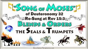 7 Seals,Seven Seals,Matthew 24,Deuteronomy 32,Song of Moses,Revelation 15,Blessings,Curses,Plagues,first seal,second seal,third,seal,fourth seal,fifth seal,sixth seal,seventh seal, 1st Trumpet,2nd Trumpet,Book of Revelation,Revelation of Jesus Christ,Four horsemen,Apocalypse,War,Sword,famine,hunger,pestilence,disease,wild beast,wrath,lord's day,second coming,end times,last days,comparison,7 Trumpets,Fire Kindled,Fire mountains,mountain into see,7 Seals in Song of Moses,Song og Moses Lyrics,Sing the Song of Moses,Rev 15:3,Revelation 15:3,What is the Song of Moses,Exodus 15,7 Seals Song of Moses Comparison,Fire from altar,All green grass burnt,third trees burnt,third ships destroyed,mega tsunami,Drought,geoengineering,third sea creatures died,third sea blood,white horse, bow, crown,arrows,God's arrows,my arrows,red horse,take peace away,black horse,scales,famine,food ration,death & hades,kill fourth