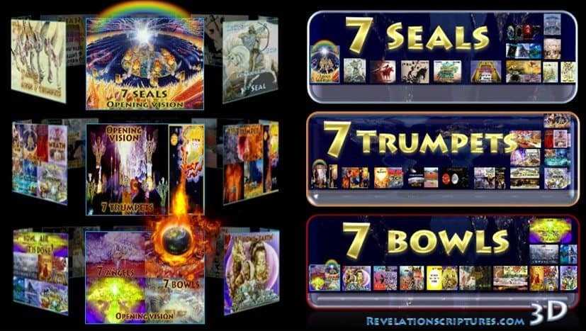 7 Seals,Book of Revelation,Seven Seals,First Seal,Second Seal,Third Seal,Fourth Seal,Fifth Seal,Sixth Seal,Seventh Seal,Chapter 4,Chapter 5,Chapter 6,Chapter 7,7 Trumpets,Seven Trumpets,First Trumpet,Second Trumpet,Third Trumpet,Fourth Trumpet,Fifth Trumpet,Sixth Trumpet,Seventh Trumpet,Book of Revelation,Picture Gallery,Album,Chapter 8,Chapter 9,Chapter 10,Chapter 11,Seven Vials of Wrath,7 Vials,7 Bowls,Seven Bowls,wrath,Picture Gallery,Book of Revelation,First Vial,Second Vial,Third Vial,Fourth Vial,Fifth Vial,Sixth Vial,Seventh Vial,Chapter 15,Chapter 16,Chapter 19,Armageddon,7 Bowls of Wrath,First Bowl,Second Bowl,Third Bowl,Fourth Bowl,Fifth Bowl,Sixth Bowl,Seventh Bowl