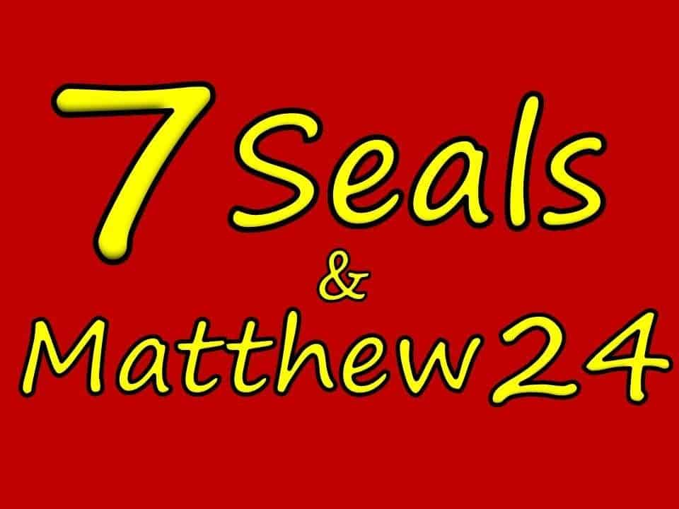 Matthew 24,Revelation 6,Seven Seals,Seal one,Seal two,Seal three,Seal four,Seal five,War,famine,plague,pestilence,food shortage,hunger,persecution,Great Tribulation,Jesus Christ,YHWH,four horseman,apocalypse,sword,peace,one forth killed,death,hades,Beasts,mayters,judge,avenge,blood,Book Of Revelation (Religious Text),Olivet Discourse (Religious Text),First Seal,Second Seal,Third Seal,Fourth Seal,Fifth Seal,sixth Seal,Seventh Seal