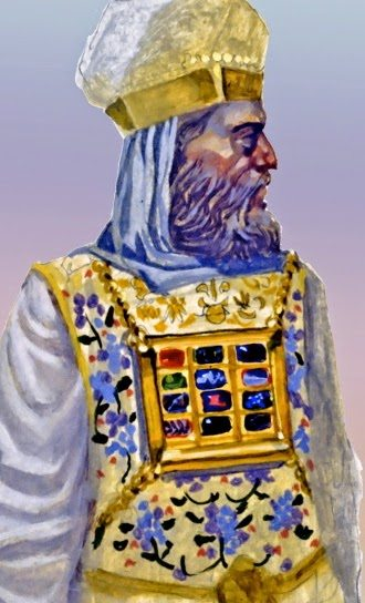 High Priest,Ephod,Breast piece,Judgment,12 Stones,Names of 12 Tribes,Israel,New Jerusalem,Walls,12 Foundation stones,12 Apostles,Names,Shadow,Reality,Pattern,fulfillment