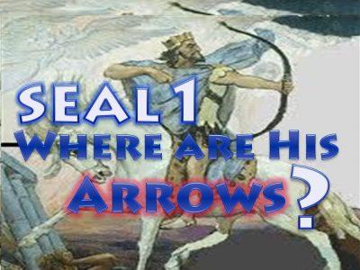 First Seal,1st Seal,White Horse,Bow,Crown,Conquering,Jesus,Seven Seals,Book of Revelation,Revelation Chapter 6,Apocalypse,four Horsemen,4 Horsemen