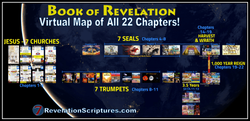 Book of Revelation,all 22 chapters,visual,big picture,virtual map,all 22 chapters,4 Horsemen, four Horsemen, apocalypse, beginning-of-birth-pains, Beginning of Sorrows, Matthew 24, book-of-revelation, death, famine, first-seal, four-horsemen-of-the-apocalypse, fourth-seal, green, hades, death, horse, hunger, kill-14, pale-green, pestilence, plague, Red Horse, second-seal, third-seal, white Horse, Bow, Crown, Conquering, wild-beasts, sword, Take Peace awar, War, Third Seal, Famine, Hunger, Balances, Scales, Ezekiel 14, Deuteronomy 32, Revelation 6, Jeremiah 14, Jeremiah 15, Jeremiah 16, Leviticus 26, Ezekiel 14,Jesus,Sickle,Harvest,Grape,Winepress,Blood,angels,reap,Wrath,Sixth Seal,Seventh Trumpet,Seven Vials of Wrath,Seven Bowls of Wrath,Seven Vials,Seven Bowls,Wrath,Lord's Day,Day of the Lord,Book of Revelation,Revelation of Jesus Christ,Last Days,End Times,Population Reduction,Blood,Horses bridle,1600 stadia,Winepress,Jesus,Yahshua,Christ,King of Kings,Lord of Lord's,White Horse,Armies of Heaven,Army of Heaven,Sword out of Mouth,Strike Nations,Rod of Iron,Wine-press,Word of God,Faithful,True,War,Many Crowns,Great Supper of God,Eat Flesh,Armageddon,6th Vial,Sixth Vial,Alien Invasion,Wrath,beast,kings of earth,destroyed,judgment,Revelation 19,Grape Harvest,Revelation 14,Revelation 16,Bow,Arrow,Crown,Many Crowns,New Jerusalem,Wife,Bride,Wife of the Lamb,Holy City,New Heavens,New Earth,Square,12000 Stadia,1400 miles,cube,square,down out of heaven,no tears,no death,all things new,12 gates,12 Apostles,12 Tribes of Israel,12 Foundation Stones,144 cubits,12 Angels,Revelation 21,Babylon the Great,Harlot,Prostitute,Fornication,Sexual Immorality,Kings,Drunk with Blood of Saints,Cup,Rich,Luxury,Fall of Babylon,10 Kings,Burn with Fire,Destroy,Judge,Revelation 14,Revelation 17,Revelation 18,Revelation 19,Revelation 13,Beast,Image,Mark,Woman,Pregnant,12 Stars,Clothed Sun,Moon,Birth,Male Child,Child, Rule Nations,Rod of Iron,New Jerusalem,Revelation 12,Agony,Pain, Dragon,devour child,serpent,third stars,7 Seals,Book of Revelation,Seven Seals,First Seal,Second Seal,Third Seal,Fourth Seal,Fifth Seal,Sixth Seal,Seventh Seal,Chapter 4,Chapter 5,Chapter 6,Chapter 7,7 Trumpets,Seven Trumpets,First Trumpet,Second Trumpet,Third Trumpet,Fourth Trumpet,Fifth Trumpet,Sixth Trumpet,Seventh Trumpet,Book of Revelation,Picture Gallery,Album,Chapter 8,Chapter 9,Chapter 10,Chapter 11,Seven Vials of Wrath,7 Vials,7 Bowls,Seven Bowls,wrath,Picture Gallery,Book of Revelation,First Vial,Second Vial,Third Vial,Fourth Vial,Fifth Vial,Sixth Vial,Seventh Vial,Chapter 15,Chapter 16,Chapter 19,Armageddon,7 Bowls of Wrath,First Bowl,Second Bowl,Third Bowl,Fourth Bowl,Fifth Bowl,Sixth Bowl,Seventh Bowl,Pictures,Picture Gallery,Visual
