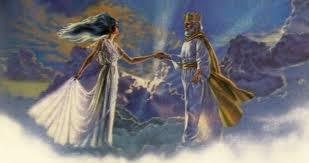 Marriage of the Lamb,Wedding Supper,New Jerusalem,Jesus Christ,Yeshua, Holy City,Mount Zion,Bride,Revelation,Apocalypse,Book of Revelation,Chapter 19,RevelationScriptures.com