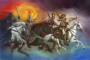 4 Horsemen of the Apocalypse, Four Horsemen of the Apocalypse,4 Horsemen, four Horsemen,Curses,Plagues, apocalypse, beginning of birth pains, Beginning of Sorrows, Matthew 24, book-of-revelation, death, famine, first-seal, 1st Seal,bow,crown,conquer, fourth-seal,4th Seal, green, hades, death, horse, hunger, kill-14,kill fourth,population reduction, pale-green, pestilence, plague, Red Horse,fiery red second-seal,2nd Seal, third-seal,3rd seal, white Horse, wild-beasts, sword, Take Peace away, War, Third Seal, Famine, Hunger, Balances, Scales, Ezekiel 14, Deuteronomy 32, Revelation 6,Revelation Chapter 6, Jeremiah 14, Jeremiah 15, Jeremiah 16, Leviticus 26, Ezekiel 14, 7 Seals,Seven Seals