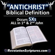 Biblical Definition of Antichrist – What the Bible Says!