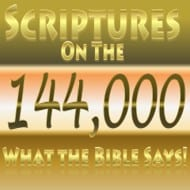 The 144,000 – What the Bible Says