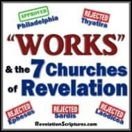 """Works"" & the 7 Churches"