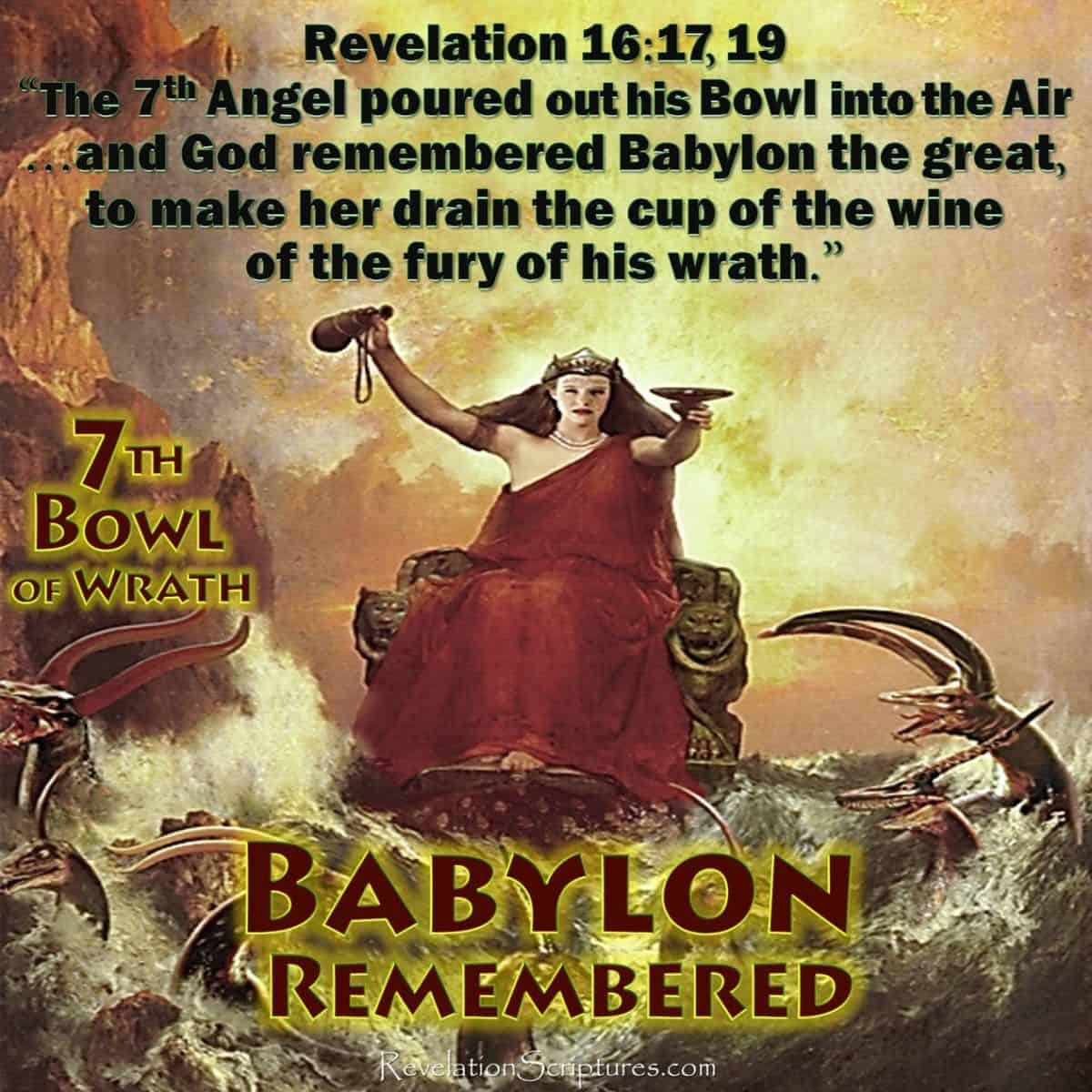 10-kings, babylon-the-great, beast, burn-with-fire, cup, destroy, drunk-with-blood-of-saints, fall-of-babylon, fornication, harlot, image, judge, kings, luxury, mark, prostitute, revelation-13, revelation-14, revelation-17, revelation-18, revelation-19, rich, sexual-immorality