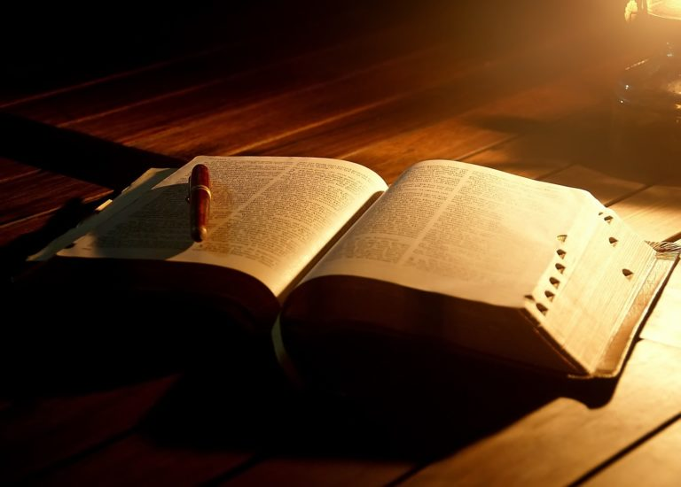 List of Biblical Principles & Scriptures to Understand Revelation & the Entire Bible